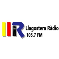 Logo of radio station Llagostera Ràdio