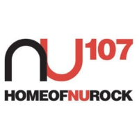 Logo of radio station NU 107 Rock