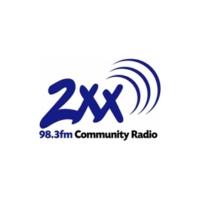 Logo of radio station 2XXfm