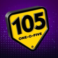 Logo of radio station my105 Deluxe