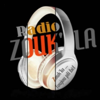Logo of radio station RADIO ZOUK' LA