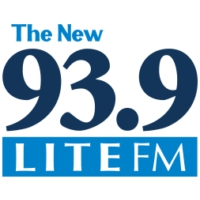 Logo of radio station WLIT 93.9 LITE FM