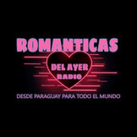 Logo of radio station Romanticas del Ayer Radio