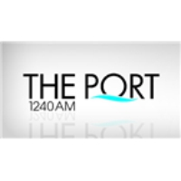 Logo de la radio The Port