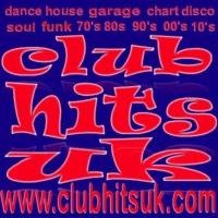 Logo of radio station ClubHitsUK