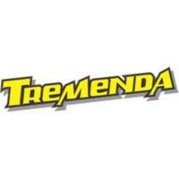 Logo de la radio XHCJZ Tremenda 105.1 FM
