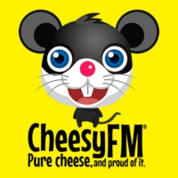 Logo of radio station Cheesy FM