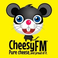 Logo de la radio Cheesy FM