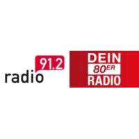 Logo de la radio Radio 91.2 – Dein 80er Radio