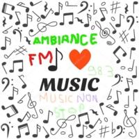 Logo of radio station Ambiances fm