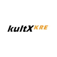 Logo of radio station kultX KRE