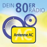 Logo de la radio Antenne AC - 80er Radio