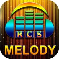 Logo of radio station RCS Network Melody