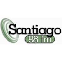 Logo de la radio Rádio Santiago