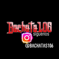 Logo of radio station Bachata106 Radio /