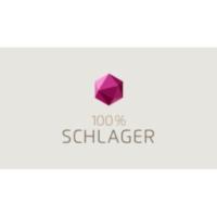 Logo de la radio 100% Schlager - von Schlagerplanet Radio