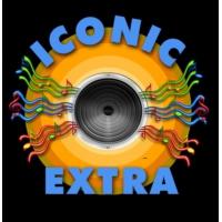 Logo de la radio Iconic Extra