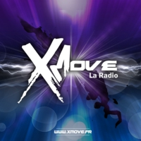 Logo of radio station X-Move la Radio
