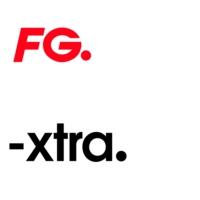 Logo of radio station FG -XTRA