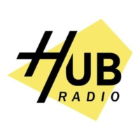 Logo of radio station Hub Radio