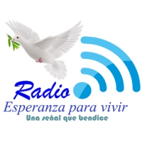 Logo of radio station ESPERANZA PARA VIVIR
