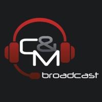 Logo de la radio C&M Broadcast