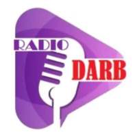 Logo of radio station RADIO DARB by IBQ