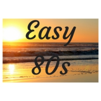 Logo of radio station Easy 80s