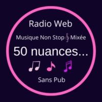 Logo of radio station 50 nuances...