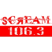 Logo de la radio Scream 106,3