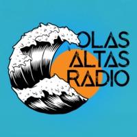 Logo of radio station Olas Altas Radio