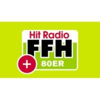 Logo de la radio FFH+ 80ER