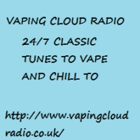 Logo of radio station Vaping Cloud Radio