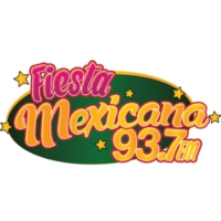 Logo of radio station XHPA Fiesta Mexicana 93.7 FM