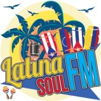 Logo of radio station LatinaSoulFM