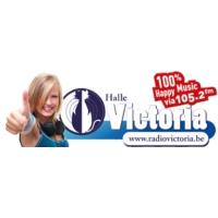 Logo de la radio Victoria 100% Happy Music