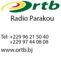 Logo of radio station Radio Parakou