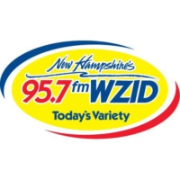 Logo of radio station 95.7FM WZID