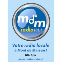 Logo of radio station Radio MDM