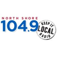 Logo of radio station WBOQ North Shore 104.9
