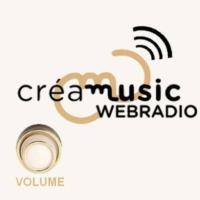 Logo of radio station CréaMusic Webradio