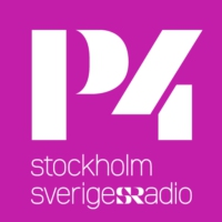 Logo of radio station P4 Stockholm