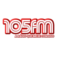 Logo of radio station 105 FM