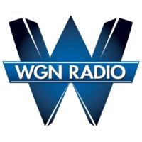 Logo of radio station WGN