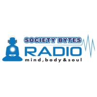 Logo of radio station Society Bytes Radio