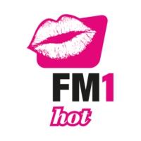 Logo de la radio FM1 Hot