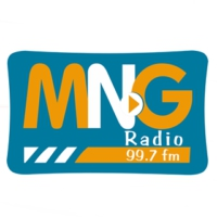 Logo of radio station MNG RADIO 99.7 FM