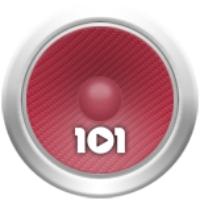 Logo de la radio 101.ru - U2