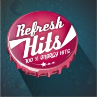 Logo of radio station Refresh Hits radio