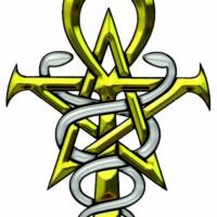 Logo of radio station PaganCornwall